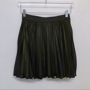 L' Amour by Nanette Lepore | Pleated Mini Skirt